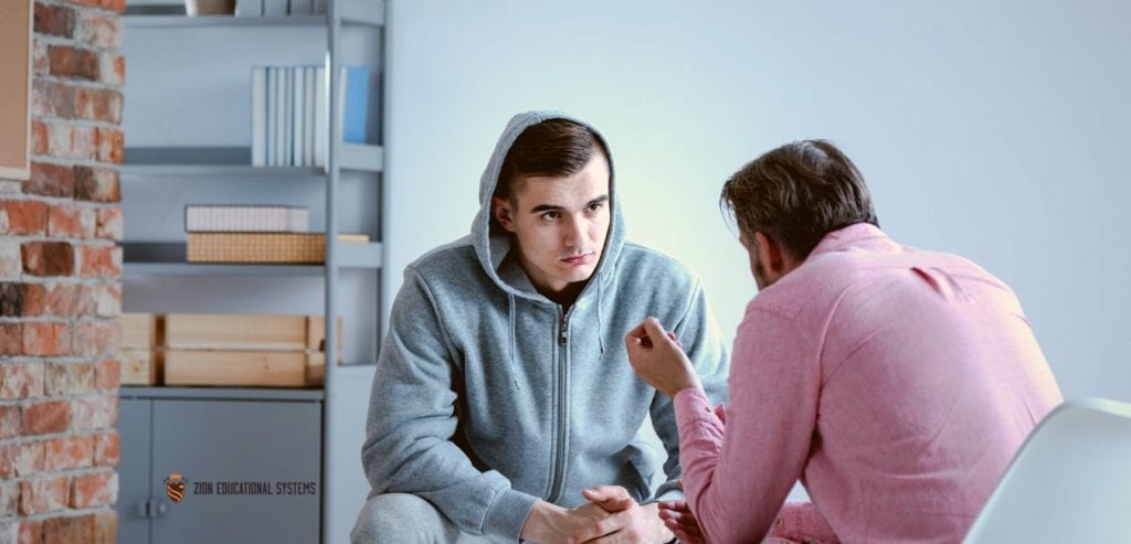 Therapy for Troubled Teen
