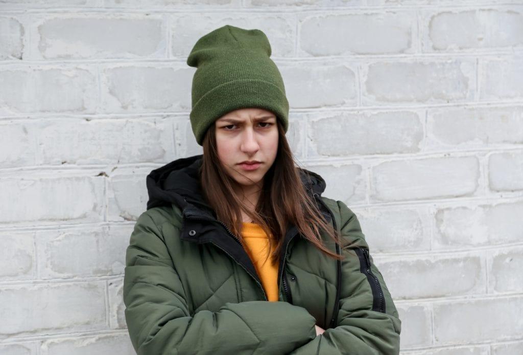 teen daughter